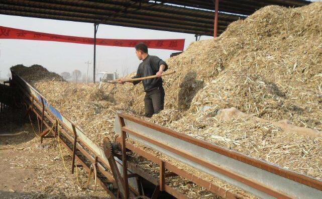 农作物秸秆综合利用