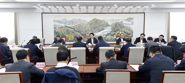 吉林省长景俊海专题会议研究秸秆综合利用工作