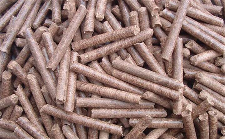 颗粒机厂家用秸秆颗粒机生产的秸秆颗粒