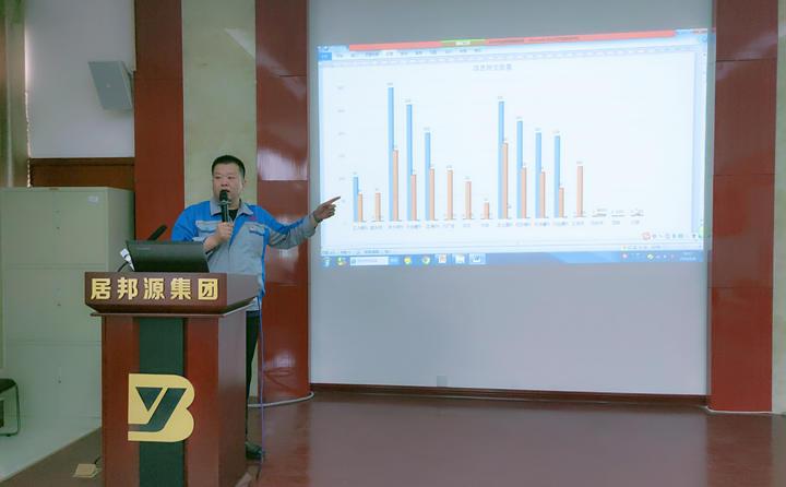 山东金格瑞机械有限公司总经理孙宁波通过颗粒机案例为大家形象的分析销售谈判技巧的重要性