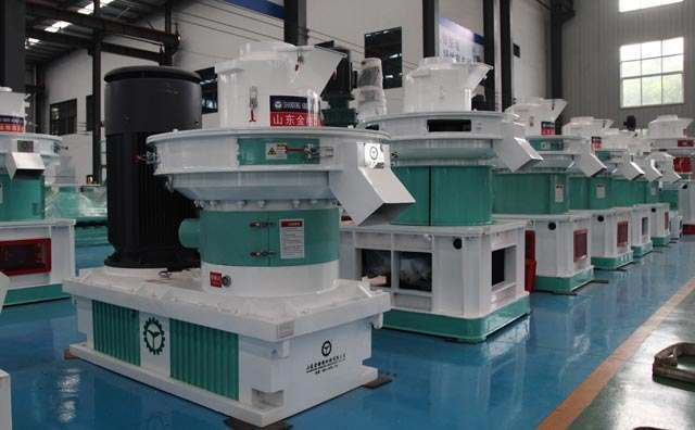 秸秆颗粒机秸秆固化成型设备