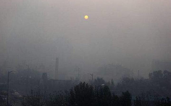 空气污染雾霾