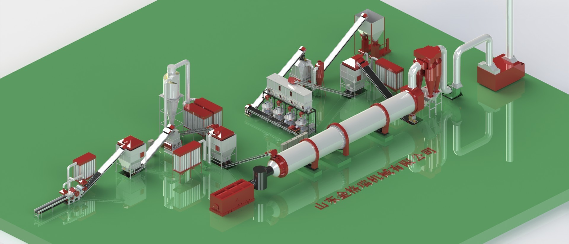 颗粒机生产线设备