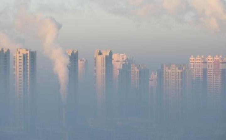 雾霾天气严重