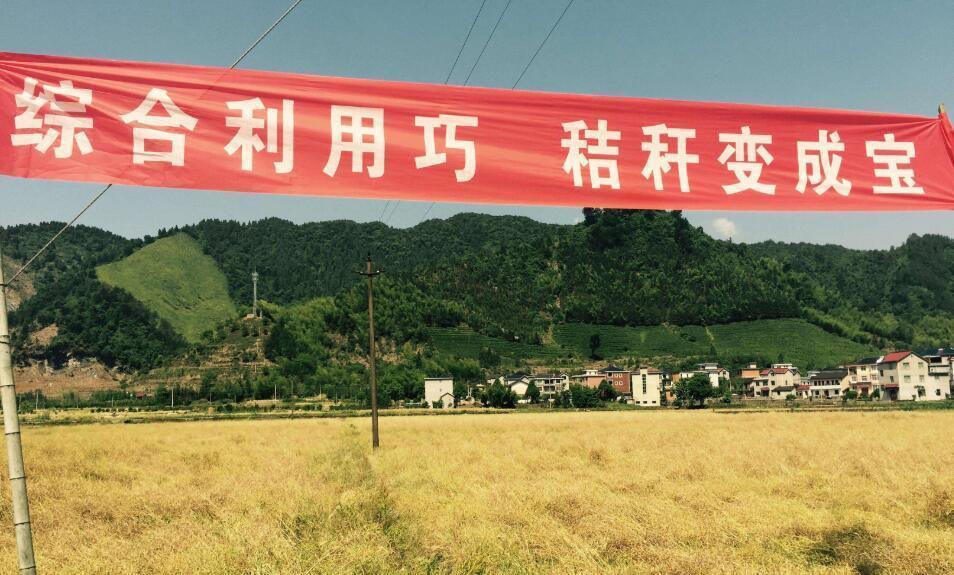 黑龙江秸秆综合利用
