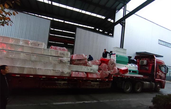 内蒙古乌兰察布饲料颗粒机发货中