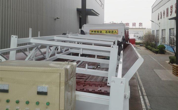 内蒙古秸秆颗粒机大产量设备发货