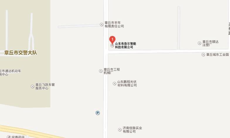 山东金格瑞机械有限公司具体位置